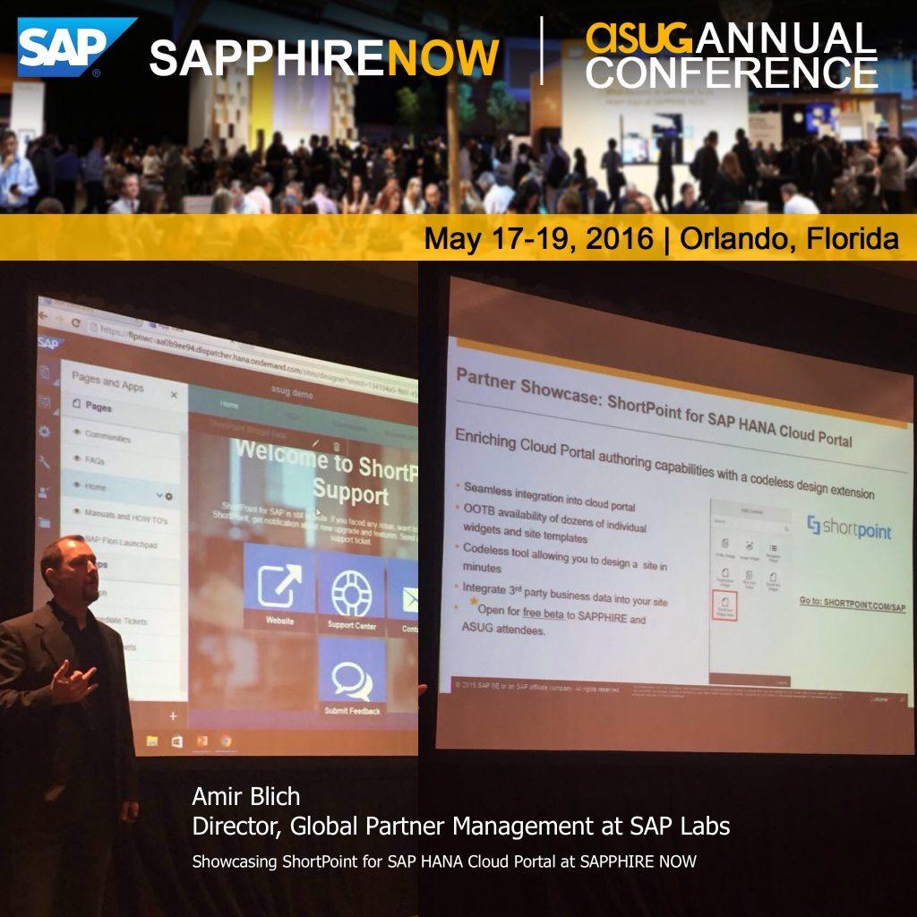 The Journey to Success with SAP - SAPPHIRE